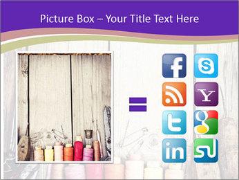 Vintage Background PowerPoint Templates - Slide 21