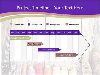 Vintage Background PowerPoint Templates - Slide 25