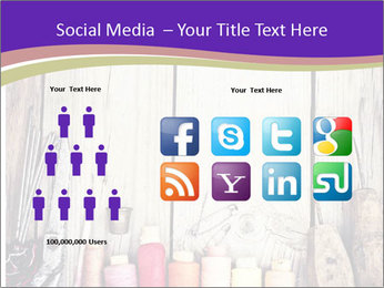 Vintage Background PowerPoint Templates - Slide 5