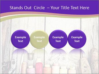 Vintage Background PowerPoint Templates - Slide 76