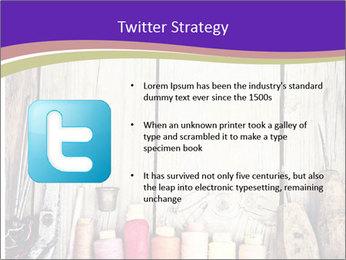 Vintage Background PowerPoint Templates - Slide 9