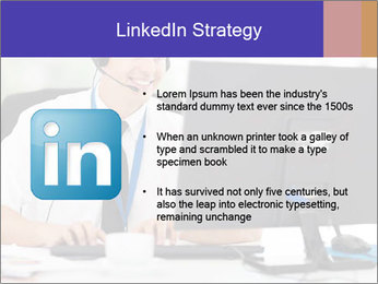 Handsome technical support PowerPoint Template - Slide 12