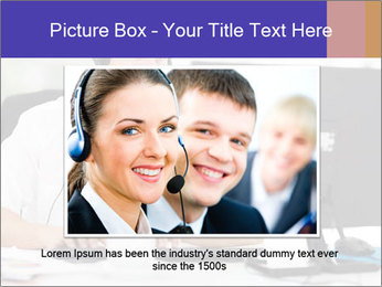 Handsome technical support PowerPoint Templates - Slide 16