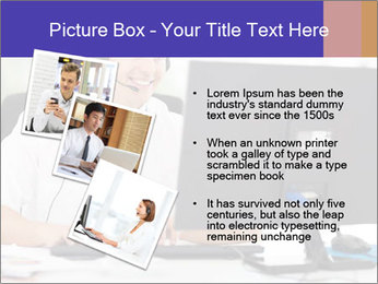 Handsome technical support PowerPoint Templates - Slide 17