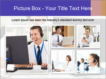 Handsome technical support PowerPoint Templates - Slide 19