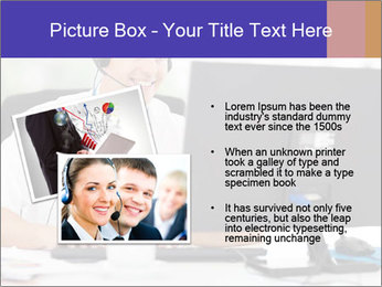 Handsome technical support PowerPoint Templates - Slide 20