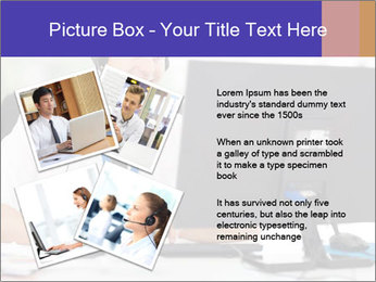 Handsome technical support PowerPoint Templates - Slide 23