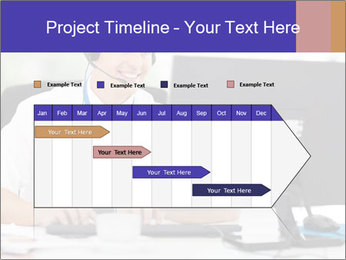 Handsome technical support PowerPoint Templates - Slide 25