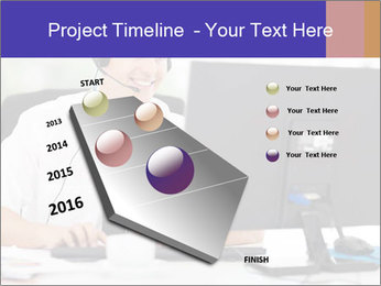 Handsome technical support PowerPoint Templates - Slide 26