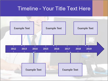 Handsome technical support PowerPoint Templates - Slide 28