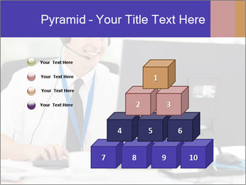 Handsome technical support PowerPoint Templates - Slide 31