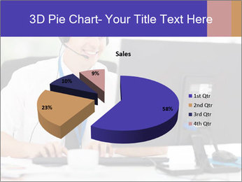 Handsome technical support PowerPoint Templates - Slide 35