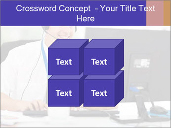 Handsome technical support PowerPoint Templates - Slide 39