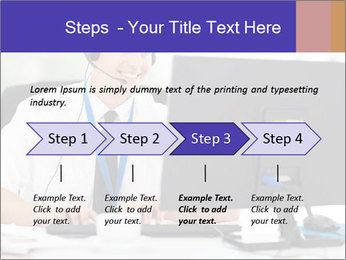 Handsome technical support PowerPoint Templates - Slide 4