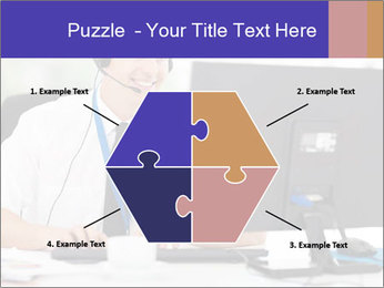 Handsome technical support PowerPoint Templates - Slide 40