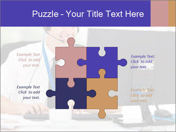 Handsome technical support PowerPoint Templates - Slide 43
