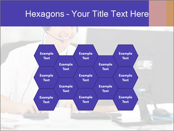 Handsome technical support PowerPoint Templates - Slide 44