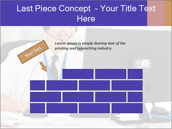 Handsome technical support PowerPoint Templates - Slide 46