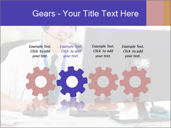 Handsome technical support PowerPoint Templates - Slide 48