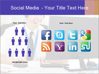 Handsome technical support PowerPoint Templates - Slide 5