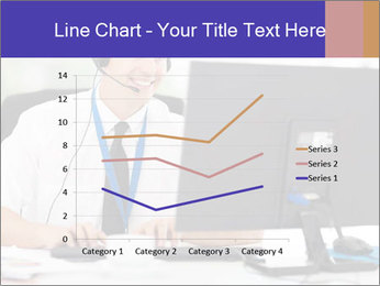 Handsome technical support PowerPoint Templates - Slide 54