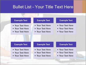 Handsome technical support PowerPoint Templates - Slide 56