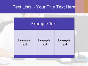 Handsome technical support PowerPoint Templates - Slide 59