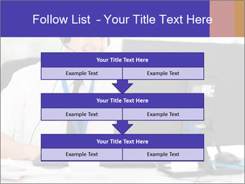 Handsome technical support PowerPoint Templates - Slide 60