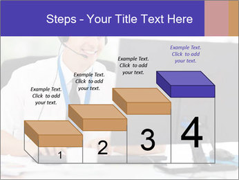 Handsome technical support PowerPoint Templates - Slide 64