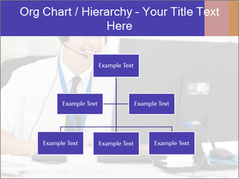 Handsome technical support PowerPoint Templates - Slide 66