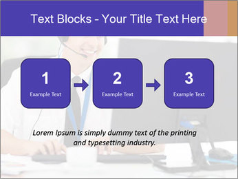 Handsome technical support PowerPoint Templates - Slide 71
