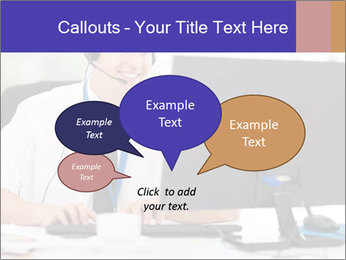 Handsome technical support PowerPoint Templates - Slide 73