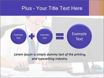 Handsome technical support PowerPoint Templates - Slide 75