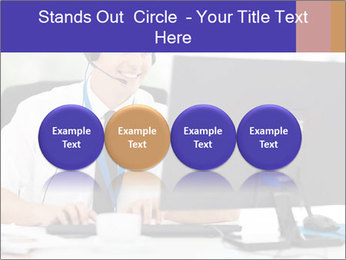 Handsome technical support PowerPoint Templates - Slide 76