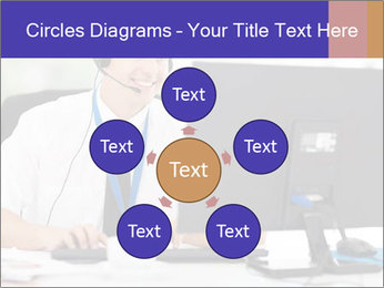 Handsome technical support PowerPoint Templates - Slide 78