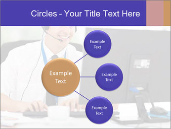 Handsome technical support PowerPoint Templates - Slide 79