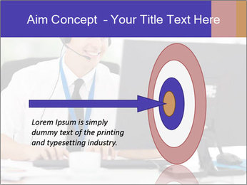 Handsome technical support PowerPoint Templates - Slide 83
