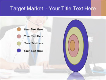 Handsome technical support PowerPoint Templates - Slide 84