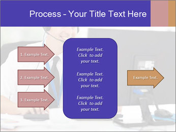 Handsome technical support PowerPoint Templates - Slide 85