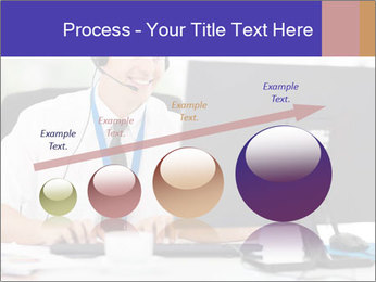 Handsome technical support PowerPoint Templates - Slide 87