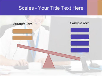 Handsome technical support PowerPoint Templates - Slide 89