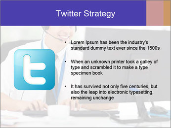 Handsome technical support PowerPoint Templates - Slide 9