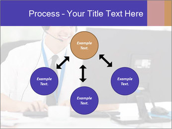 Handsome technical support PowerPoint Templates - Slide 91