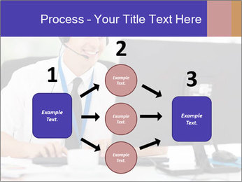 Handsome technical support PowerPoint Templates - Slide 92