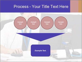 Handsome technical support PowerPoint Templates - Slide 93