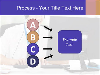 Handsome technical support PowerPoint Templates - Slide 94