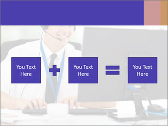 Handsome technical support PowerPoint Templates - Slide 95
