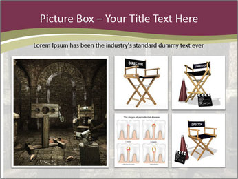Medieval torture chamber PowerPoint Templates - Slide 19