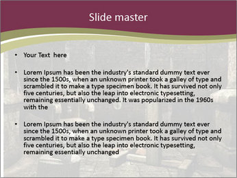 Medieval torture chamber PowerPoint Templates - Slide 2