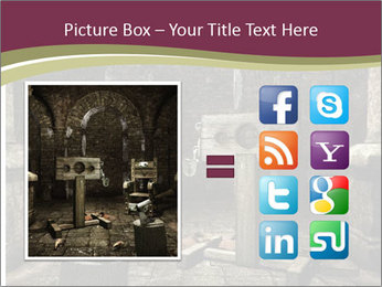 Medieval torture chamber PowerPoint Templates - Slide 21